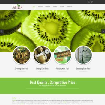 Kiwifruit.ir thumbnail