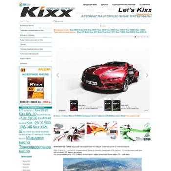 Kixxoil.ru thumbnail