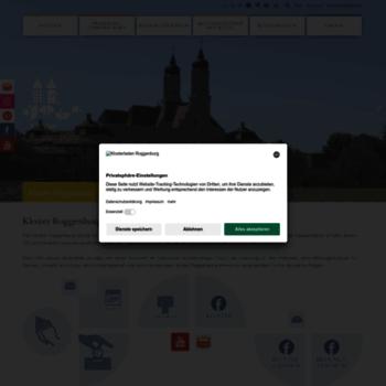 Kloster-roggenburg.eu thumbnail