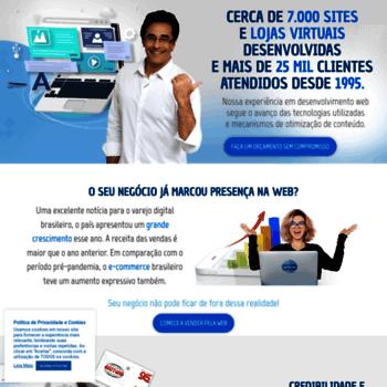 Kmcsites.com.br thumbnail