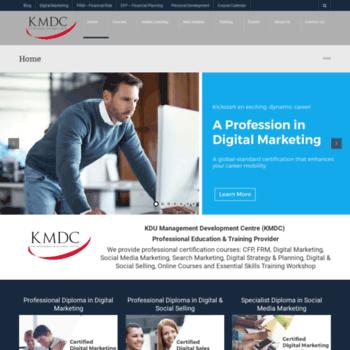 Kmdc.com.my thumbnail