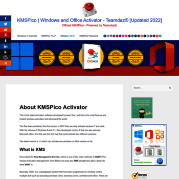 kmspi co at WI  KMSpico 10 2 2 Windows and Office Activator