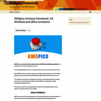 kmspico download at WI  KMSpico | Download Best Windows 10
