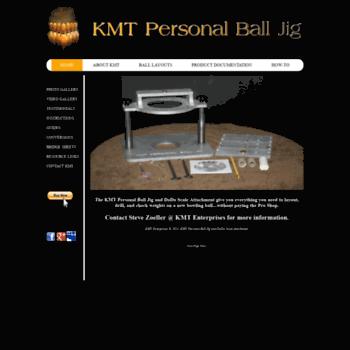KMT PERSONAL BALL JIG