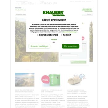 Knauber-holzpellets.de thumbnail