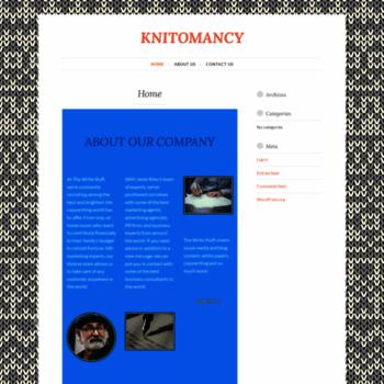 Knitomancy.net thumbnail