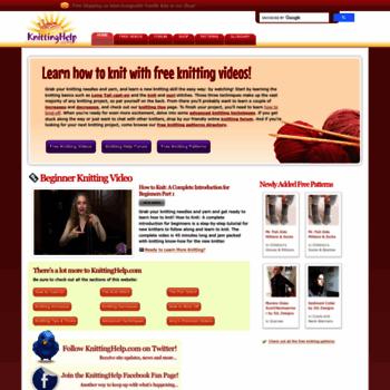 Knittinghelp.com thumbnail