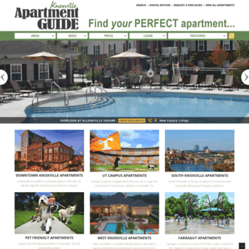 Knoxapts Com At Wi Apartments For Rent In Knoxville Tn Knoxville