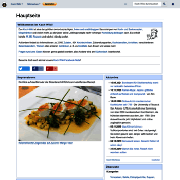 Kochwiki.org thumbnail