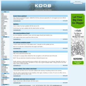 Kodb.info thumbnail