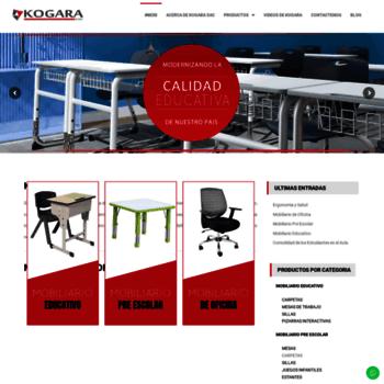 Kogara.com.pe thumbnail
