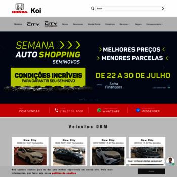 Koihonda.com.br thumbnail