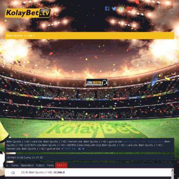 Kolaybet.tv thumbnail