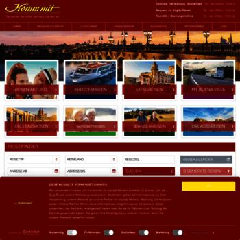Komm-mit-reisen.net thumbnail