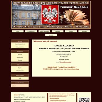 Komorniklesko1.pl thumbnail
