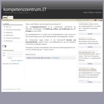 Kompetenzzentrum-it.at thumbnail