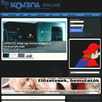 Konzol.eu thumbnail