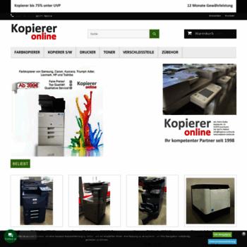 Kopierer-online-kaufen.de thumbnail