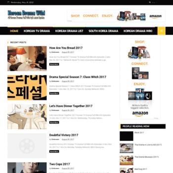 Koreandramaswiki.blogspot.com thumbnail