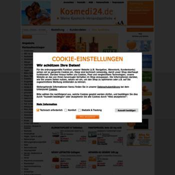 Kosmedi24.de thumbnail