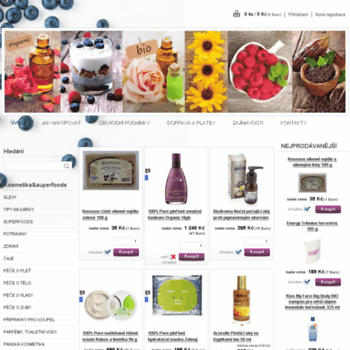 Kosmetika-prirodni.net thumbnail