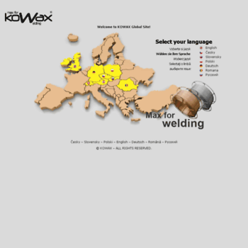 Kowax.info thumbnail
