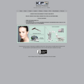 Beauty Products by K.P. Permanent Make
