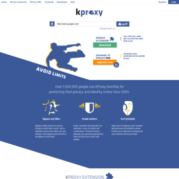 Kproxy.com thumbnail