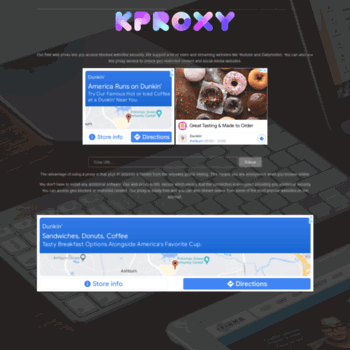 kproxy in at WI  K Proxy - Unblock Websites | Browse Free