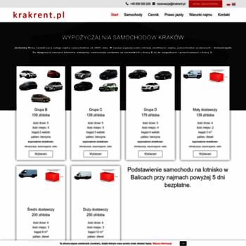 Krakrent.pl thumbnail
