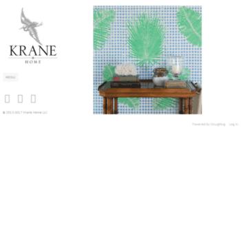 Kranewallpaper.com thumbnail. Krane Home