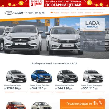 Kras-lada.ru thumbnail