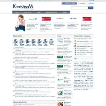 Kredytnam.pl thumbnail