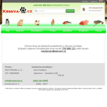 Krmivo-24.cz thumbnail