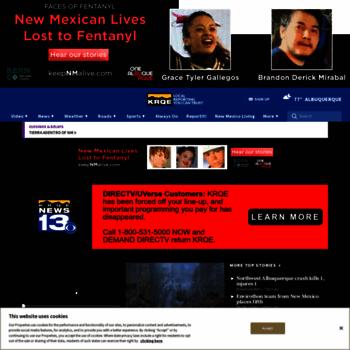 krqe com at WI  KRQE News 13