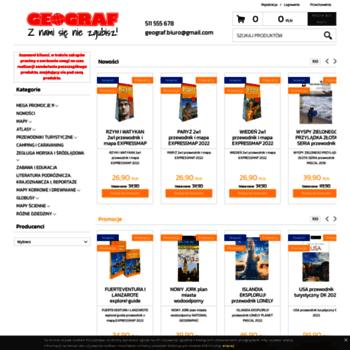 Ksiegarnia-geograf.pl thumbnail