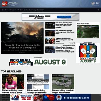 Ktivcom At Wi Home Big Weather Coverage Ktiv
