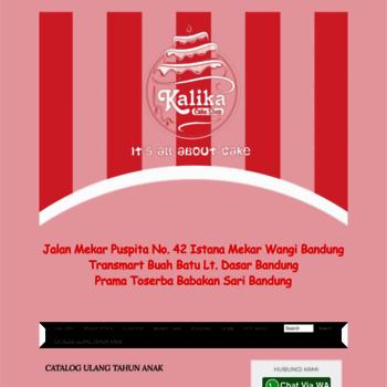 Kueulangtahunbandungcom At Wi Kue Ulang Tahun Bandung