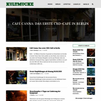 Kultmucke.de thumbnail