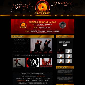 Kungfusantos.com.br thumbnail