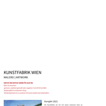 Kunstfabrik-wien.at thumbnail