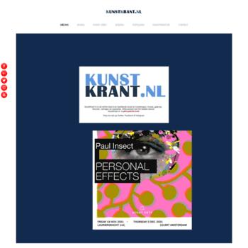 Kunstkrant.nl thumbnail
