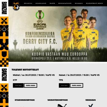 Kups.fi thumbnail