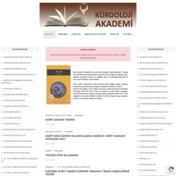 Kurdolojiakademi.net thumbnail