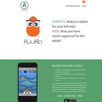 kuukla com at WI  KuuKla - Mobile Kiosk app for Android