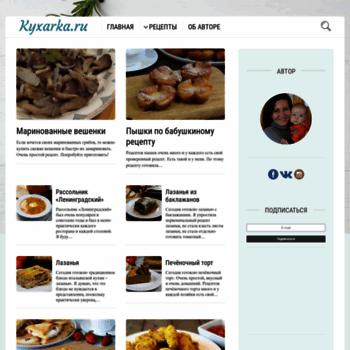 Kyxarka.ru thumbnail