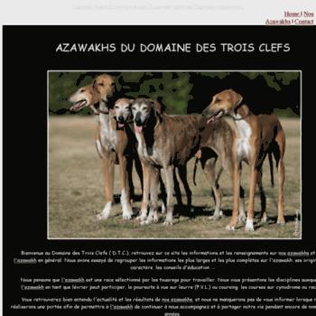 L-azawakh.fr thumbnail