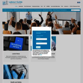 Labourguide.co.za thumbnail