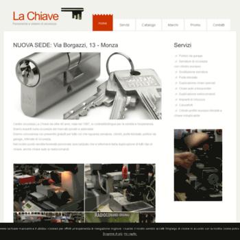 Lachiave-manservice.it thumbnail