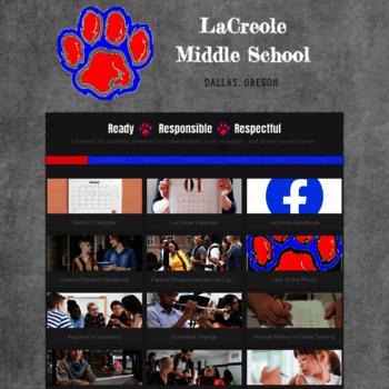 Lacreolemiddleschool.org thumbnail